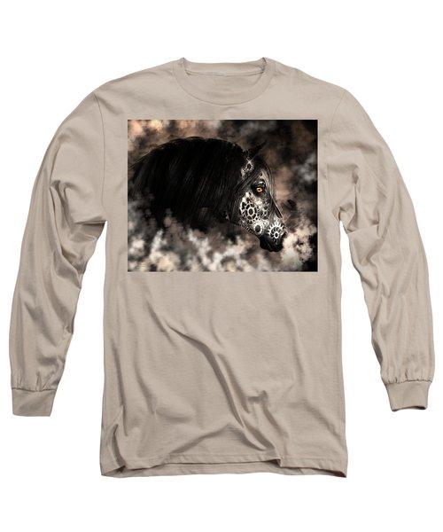 Steampunk Champion Long Sleeve T-Shirt