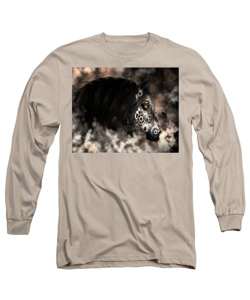 Steampunk Champion Long Sleeve T-Shirt