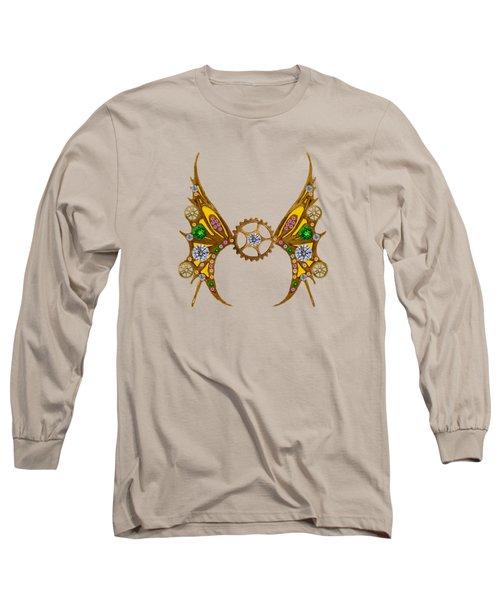 Steampunk Fairy Long Sleeve T-Shirt