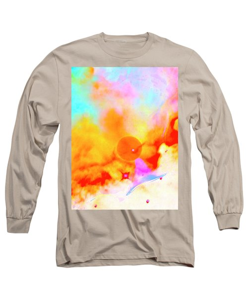 Long Sleeve T-Shirt featuring the photograph Stellar by Xn Tyler