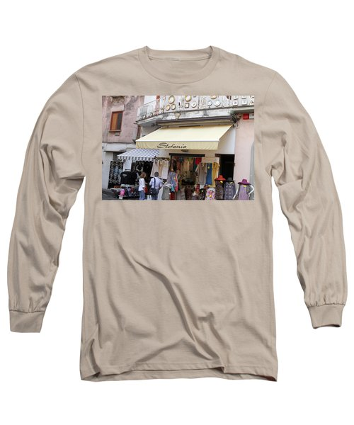 Stephanie Long Sleeve T-Shirt