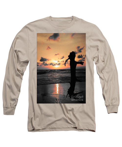 Still By Sea Long Sleeve T-Shirt