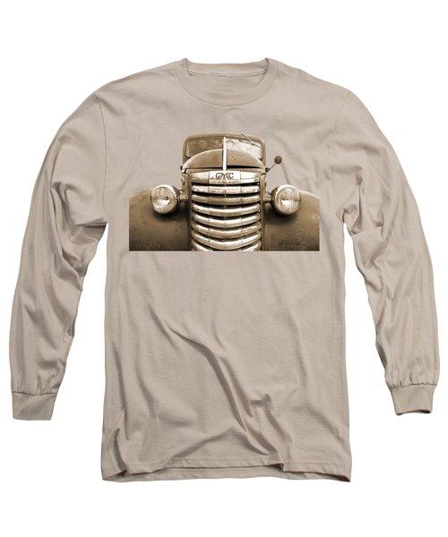 Still Going Strong - Sepia Long Sleeve T-Shirt
