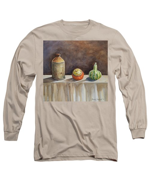 Still Life On A Table Long Sleeve T-Shirt