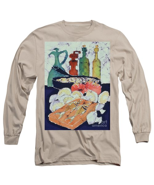 Still Life With Blues Long Sleeve T-Shirt
