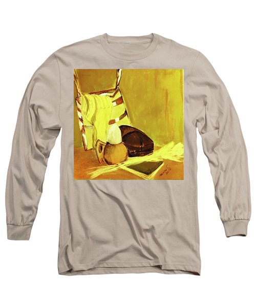 Still Life With Wool Socks Long Sleeve T-Shirt