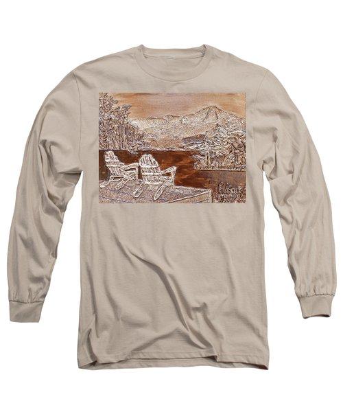 Still Waters II Long Sleeve T-Shirt