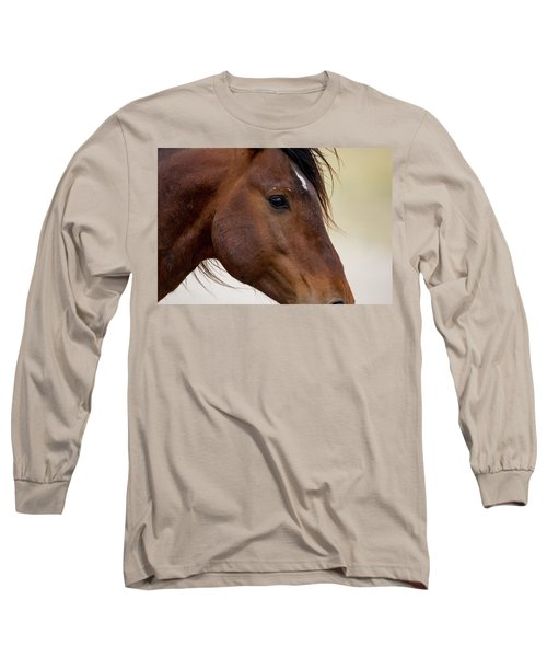 Eye To The Soul Long Sleeve T-Shirt