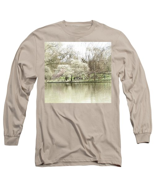 St. James Park London Long Sleeve T-Shirt