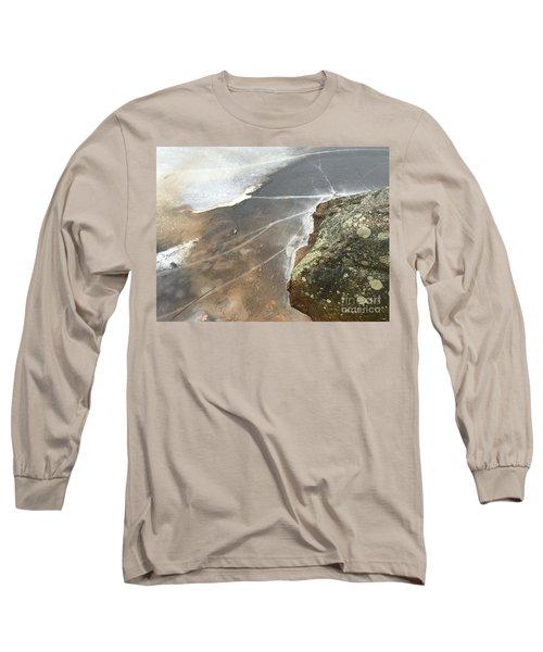 Stone Cold Long Sleeve T-Shirt by Jason Nicholas