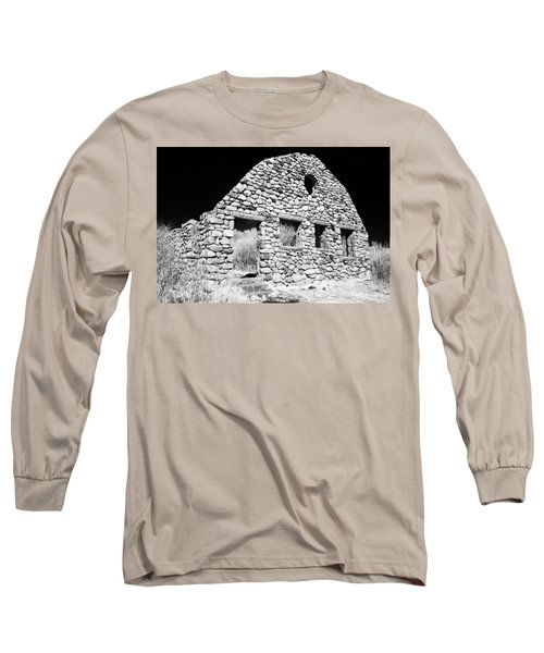 Stone Ruins Long Sleeve T-Shirt