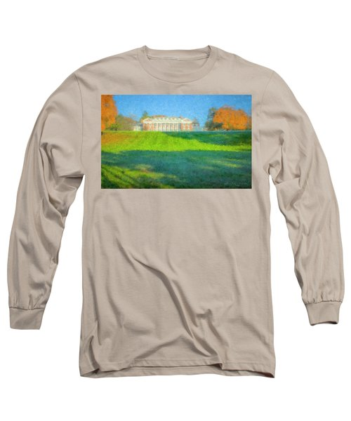 Stonehill College In October Long Sleeve T-Shirt