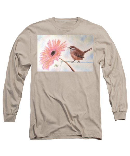Stopping By To Say Hello Long Sleeve T-Shirt