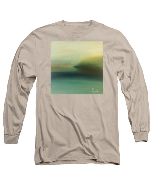 Storm Over Cuba Long Sleeve T-Shirt