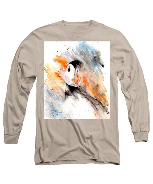 Storm Puffin Long Sleeve T-Shirt