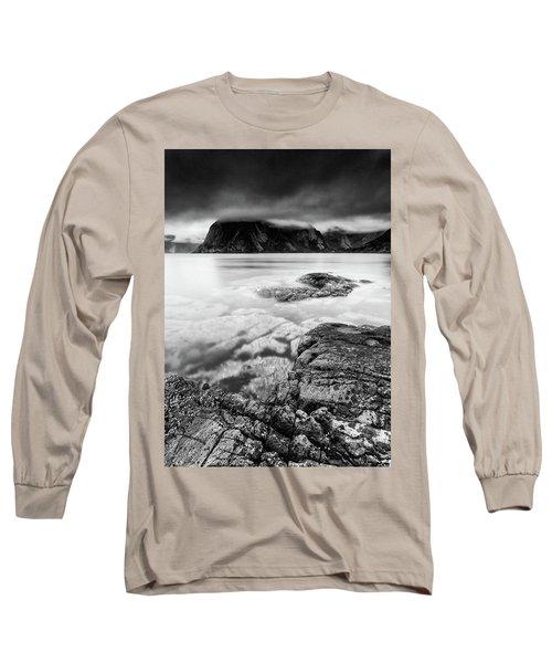 Stormy Lofoten Long Sleeve T-Shirt