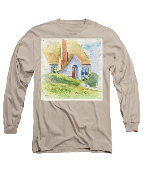 Storybook House Long Sleeve T-Shirt