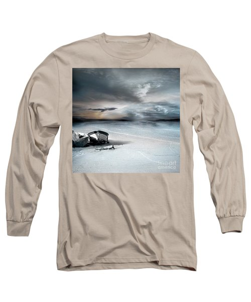 Stranded Long Sleeve T-Shirt
