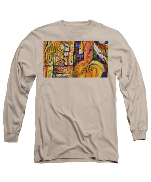 Strangers In The Night Long Sleeve T-Shirt