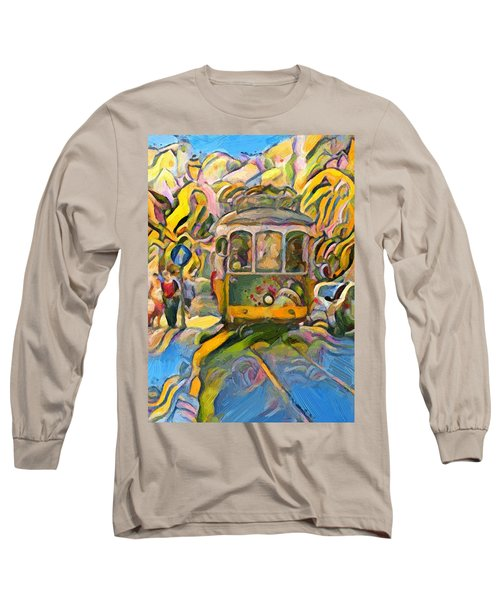 Street Car Lisbon Long Sleeve T-Shirt