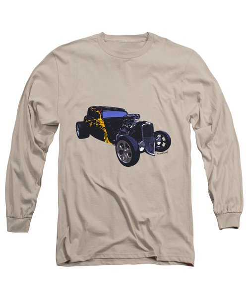 Street Rod What Is It Long Sleeve T-Shirt