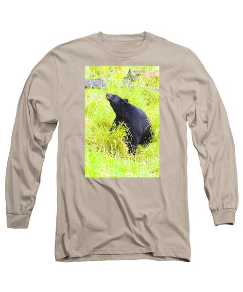 Stretch Long Sleeve T-Shirt