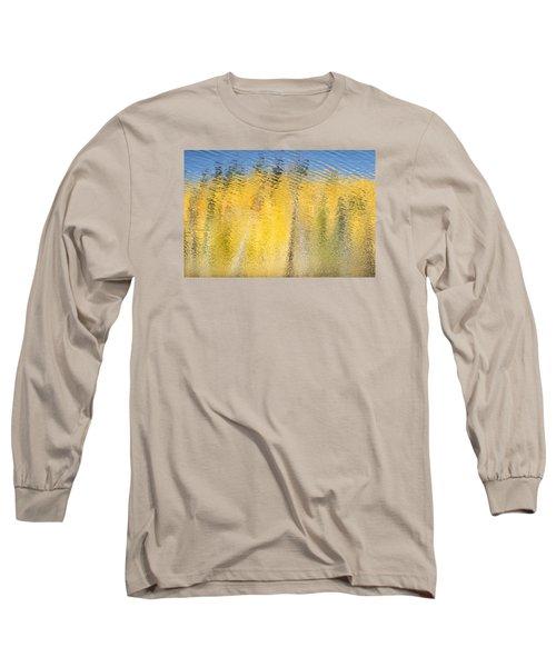 Striking Gold Long Sleeve T-Shirt