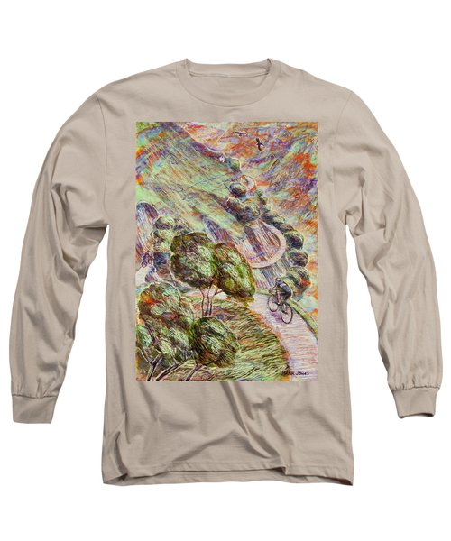 Striving To Sotres 1 Long Sleeve T-Shirt by Mark Jones