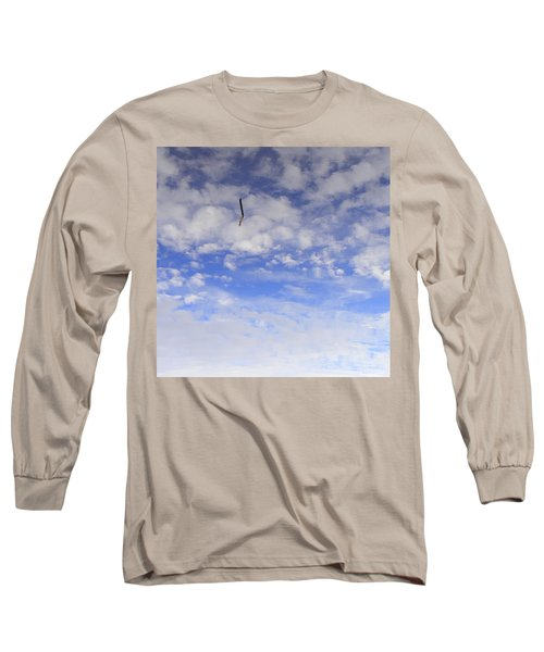 Stuck In The Clouds Long Sleeve T-Shirt