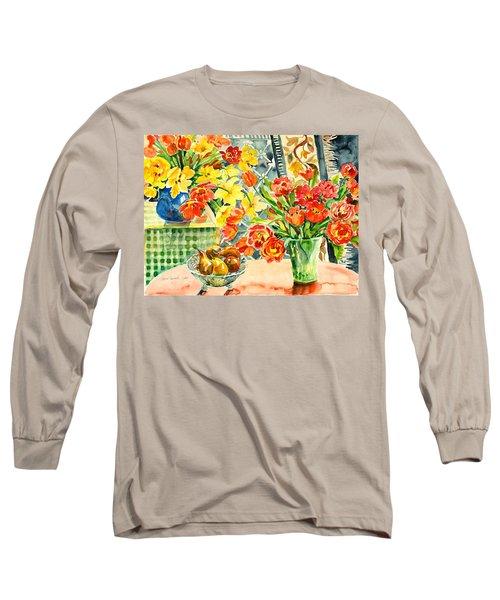 Studio Still Life Long Sleeve T-Shirt