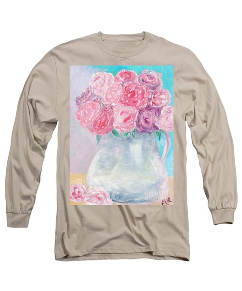 Study  Long Sleeve T-Shirt by Reina Resto