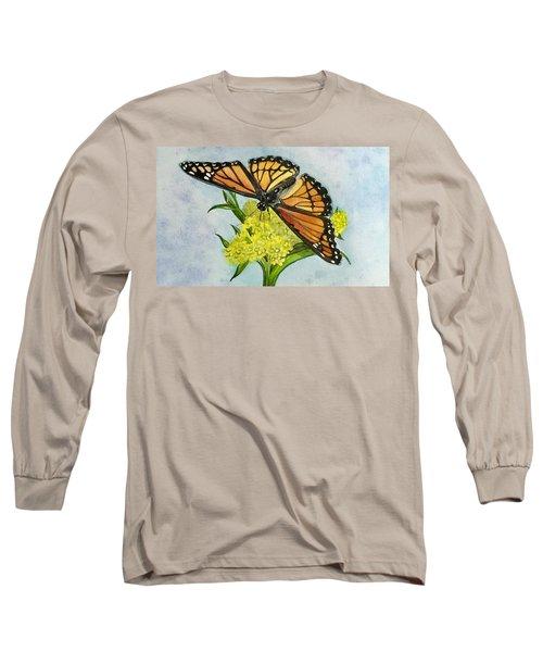 Stunning Sunning Long Sleeve T-Shirt