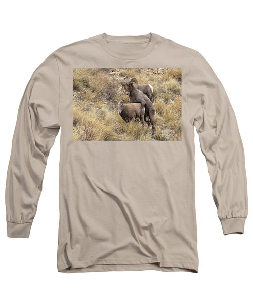 Committed To The Cause Long Sleeve T-Shirt