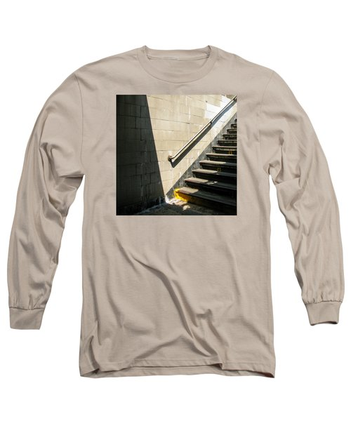 Subway Stairs Long Sleeve T-Shirt