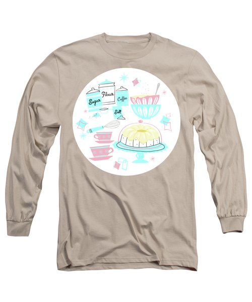 Sugar And Spice And Everything Nice Long Sleeve T-Shirt