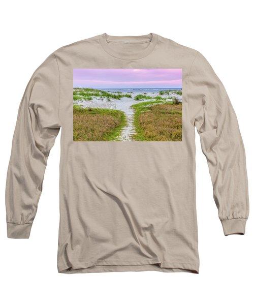 Sullivan's Island Natural Beauty Long Sleeve T-Shirt