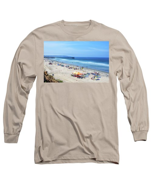 Summer Afternoon Long Sleeve T-Shirt