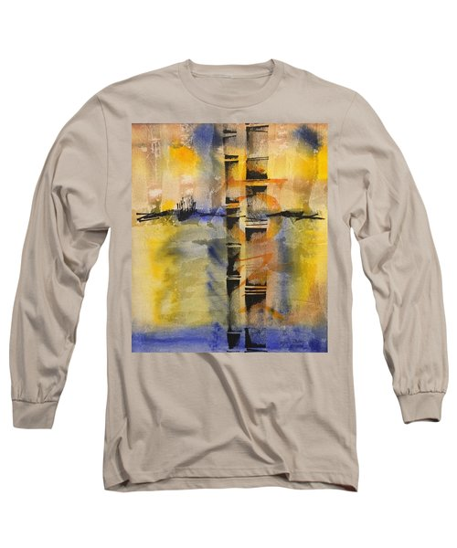 Summer Bamboo  Long Sleeve T-Shirt
