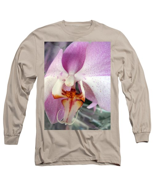 Long Sleeve T-Shirt featuring the photograph Summer Bloom by Joan  Minchak