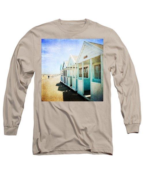 Long Sleeve T-Shirt featuring the photograph Summer Breeze by Anne Kotan