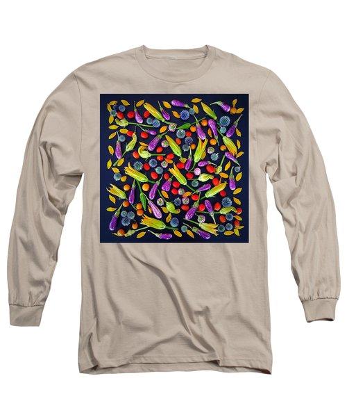 Summer Colors Long Sleeve T-Shirt