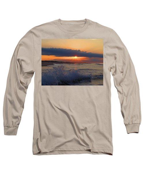 Summer Dawn I I Long Sleeve T-Shirt