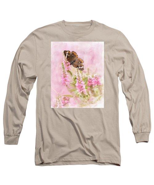 Long Sleeve T-Shirt featuring the photograph Summer Daze by Betty LaRue