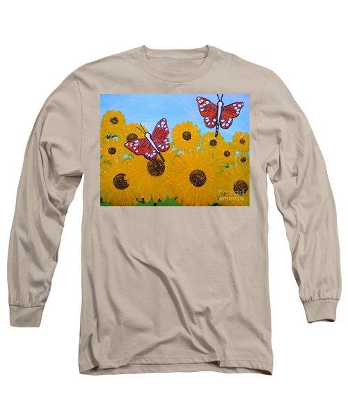 Summer Dreams Long Sleeve T-Shirt