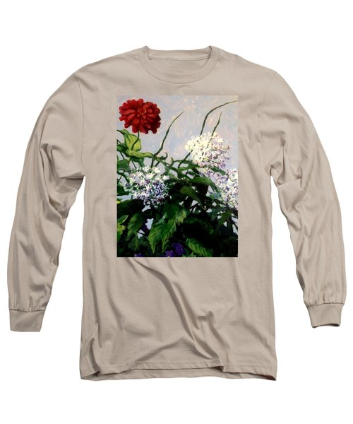 Summer Flowers 1 Long Sleeve T-Shirt
