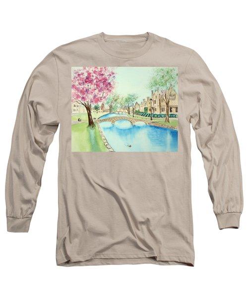Summer In Bourton Long Sleeve T-Shirt