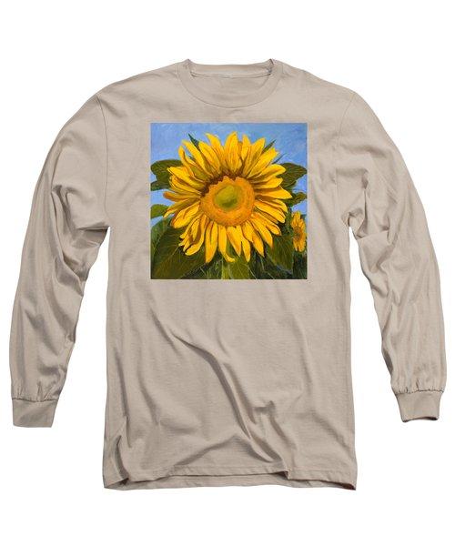 Summer Joy Long Sleeve T-Shirt by Billie Colson