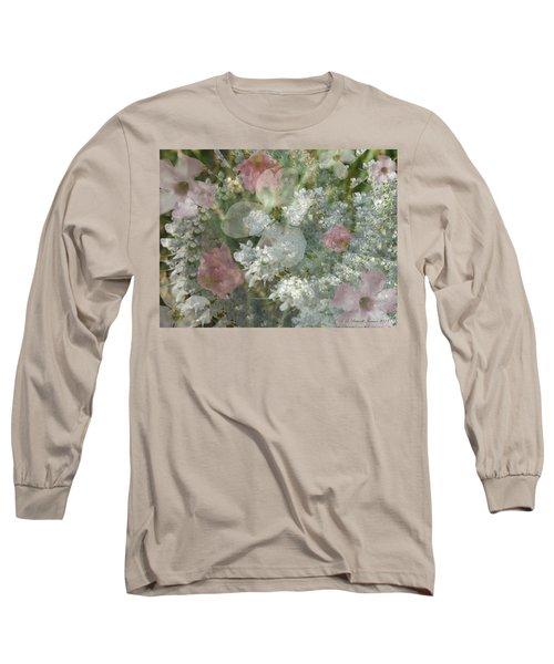 Summer Lace Long Sleeve T-Shirt