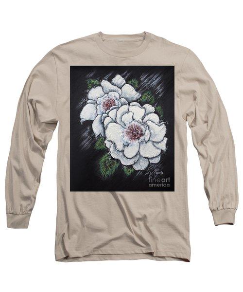 Summer Roses Long Sleeve T-Shirt
