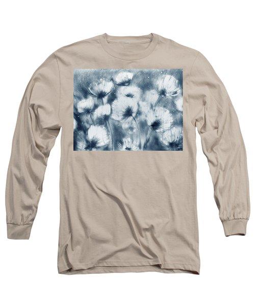 Summer Snow Long Sleeve T-Shirt